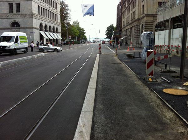 Referenzprojekt Bahnhofstrasse Zürich