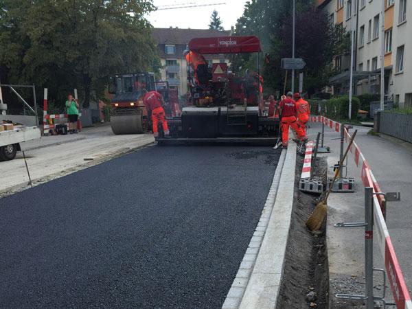 Referenzprojekt Imfeldstrasse