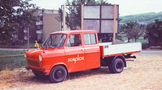 Vonplon Truck Geschichte