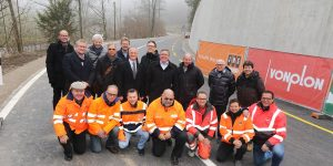 News Vonplon Eröffnung Kantonsstrasse P Neuheim